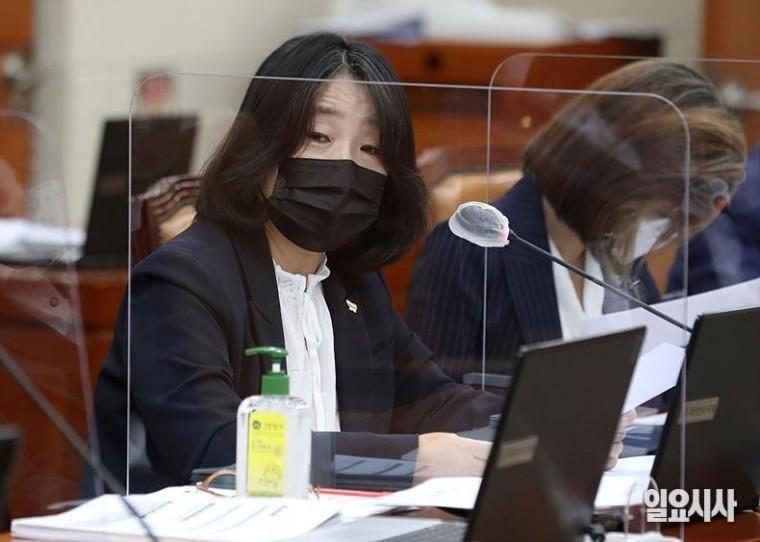 윤미향 더불어민주당 의원 ⓒ고성준 기자